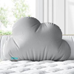 Almofada Nuvem Cinza 38cm