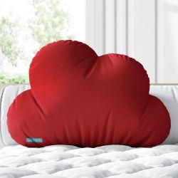Almofada Nuvem Vermelho 38cm