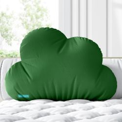 Almofada Nuvem Verde 38cm