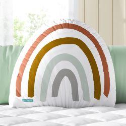 Almofada Arco-íris Boho 33cm