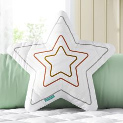 Almofada Estrela Boho 33cm