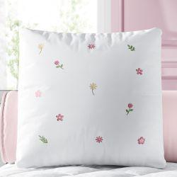 Almofada Quadrada Floral Petit