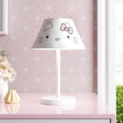 Abajur Hello Kitty