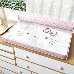 Trocador de Fraldas Hello Kitty