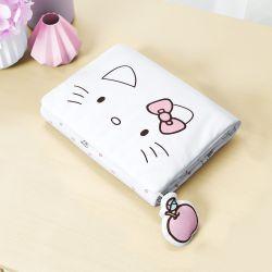 Trocador de Fraldas Portátil Hello Kitty 85x40cm