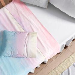 Jogo de Lençol Berço Tie Dye Candy Colors