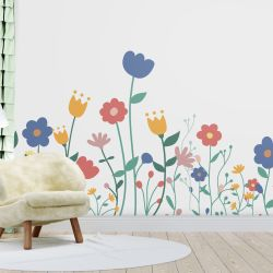 Papel de Parede Jardim Maxi Flores 3M