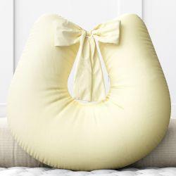 Almofada Amamentação Amarelo Alegria