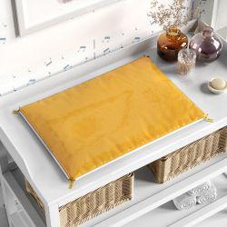 Trocador de Fraldas Clean Amarelo Mostarda 65cm