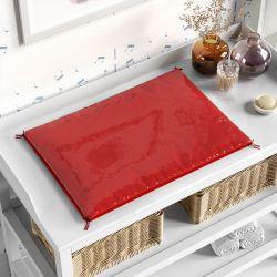 Trocador de Fraldas Clean Vermelho 65cm