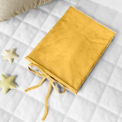 Trocador de Fraldas Portátil Clean Amarelo Mostarda 65X50cm