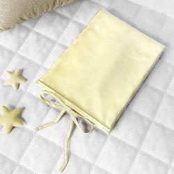 Trocador de Fraldas Portátil Clean Amarelo Camomila 65x50cm