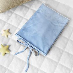 Trocador de Fraldas Portátil Clean Azul 65x50cm