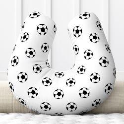 Almofada Amamentação Bolas de Futebol