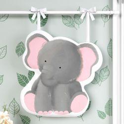 Porta Fraldas Amiguinho Elefante Aquarela
