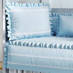 Kit Berço Azul Tranquilidade
