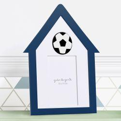 Porta Retrato MDF Futebol 10cm x 15cm