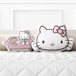 Almofadas Hello Kitty 2 Peças