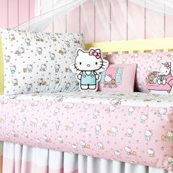 Kit Berço Hello Kitty