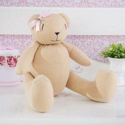 Ursa Princesa Poá 40cm