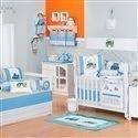 Quarto para Bebê Aventura Azul