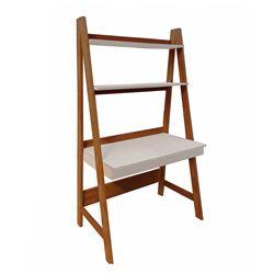 Mesa Estante Escada Mel - Puppi