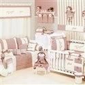 Quarto para Bebê sem Cama Babá Delicate