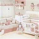 Quarto para Bebê Florence Rosê
