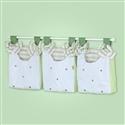 Porta Fraldas Varão Lipe Verde