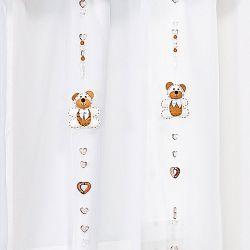 Pêndulos Cortina Teddy Cáqui
