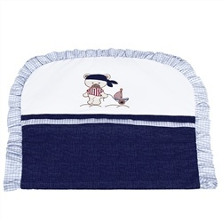 Capa de Carrinho Navy Marinho