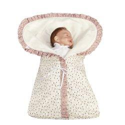 Porta Bebê Florence Rosê
