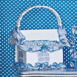Farmacinha Luxo Azul
