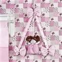 Enfeite Luxo Rosa
