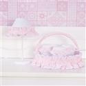 Kit Acessórios Princesinha Rosa