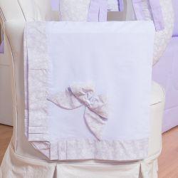 Manta Provence Lilás