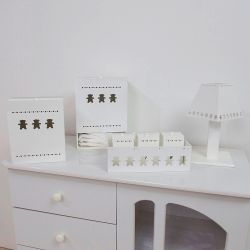 Kit Higiene Urso Theodore