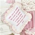 Enfeite Oração Santo Anjo Bela