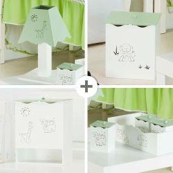 Kit Higiene Selva Baby