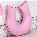 Almofada para Amamentação Butterfly Rosê
