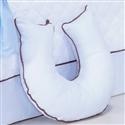 Almofada para Amamentação Gorduxo Azul
