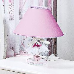 Abajur Bailarina Rosa
