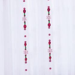 Cortina Bailarina Rosa 1,60m