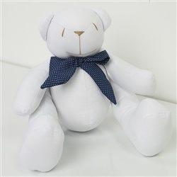 Urso Marinheiro Azul M