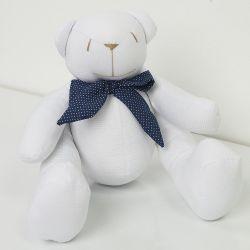 Urso Marinheiro Azul 34cm