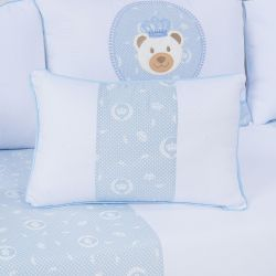Almofada Estampada Urso Realeza