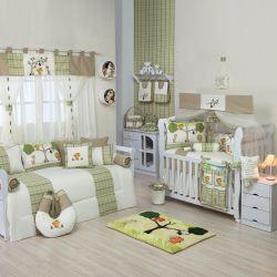 Quarto de Bebê Floresta