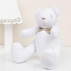 Urso Algodão Doce 34cm