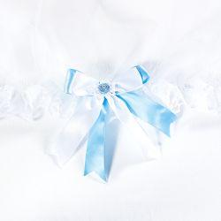 Mosquiteiro de Carrinho Azul