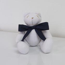 Urso Teddy Marinho 25cm